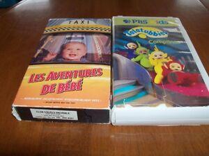 7 films VHS pour enfants Saguenay Saguenay-Lac-Saint-Jean image 3