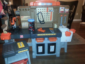 Home Depot Pro Play Workshop and Utility Bench