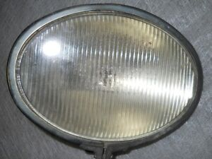 Antique Broad-Way driving light