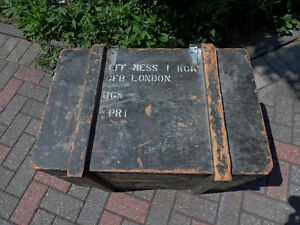 Army box. Military box, Soldiers tote, Army storage box London Ontario image 3