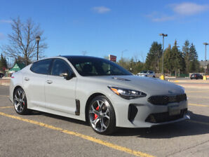 2018 Kia Stinger GT AWD Limited - FULLY LOADED