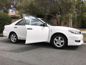 2004 Toyota Camry with rego and roadworthy