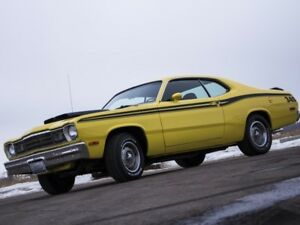 1973 Plymouth Duster 340  - Classic Vehicle