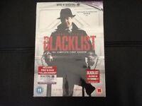 Blacklist DVD box set