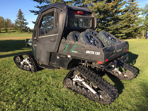 Prowler with Tracks and Heated Cab