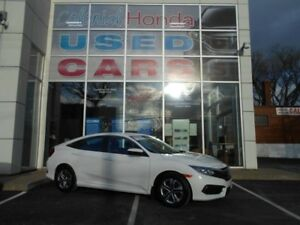 2016 Honda CIVIC