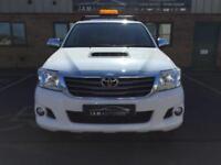 Toyota Hi-Lux 2.5D-4D 4WD VSC 2014MY Icon