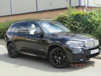 2016 BMW X5 3.0 40d M Sport Steptronic xDrive (s/s) 5dr