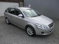 2008 Kia Ceed 1.6 CRDi LS 5dr [113] 5 door Estate