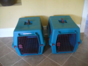 Airline-Approved Petmate Sky Kennel Dog Crate
