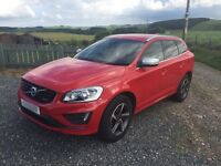 Volvo XC60 R-Design D4 2.4 AWD reduced price for quick sale