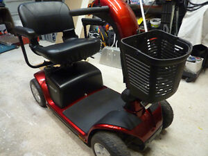 Victory 10 Pride 4-Wheel Electric Mobility Scooter
