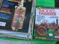 Free Model Engineer Magazines
