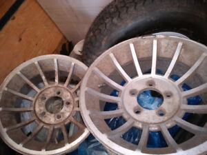 Turbine wheels unilug 15""