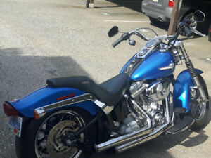 2004 Harley softtail