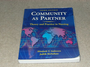 Community as a Partner (Comes w/free Community Health Nursing)