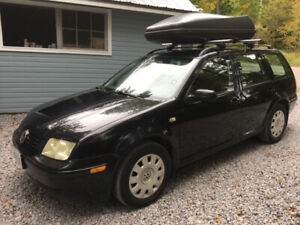 2003 jetta wagon roof rack