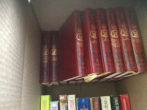 Jules Verne book collection in French