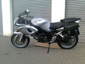 Suzuki SV 650 for sale low km!!!