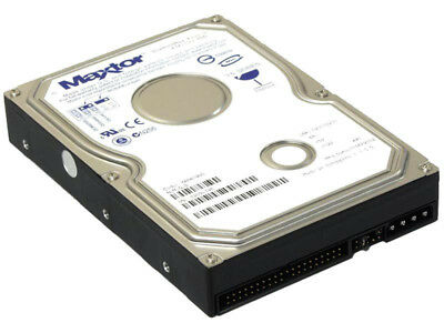 Maxtor 250 Gb Festplatte (MAXTOR IDE P-ATA 3,5 interne Festplatte 20GB 40GB 60GB 80GB 160GB 250GB UDMA-133)