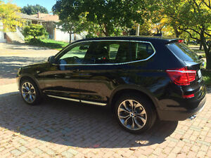2016 BMW X3 Sports Package, XDRIVE, Premium Package