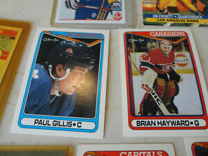 1990's Sports cards 14 total - Hockey, Baseball & Football Kitchener / Waterloo Kitchener Area image 7