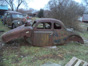 1939 ford coup body