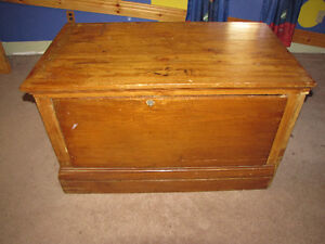 Old Drawer Trunk