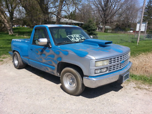89 chev pick up  $4500 as is