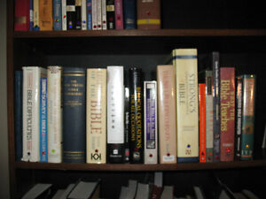 Library of Over 275 Christian Books
