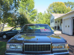 1991 Mercury Grand Marquis GS Other