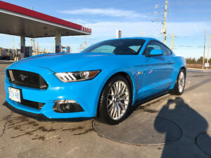 2017 Mustang GT Perf Pack Lease takeover $224 BW taxes in