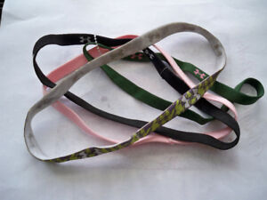 4 UNDER ARMOUR HEAD BAND'S