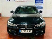 2016 16 BMW 4 SERIES 2.0 420D XDRIVE M SPORT 2D 188 BHP DIESEL