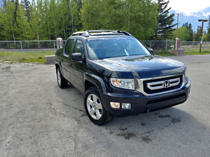 2009 Honda Ridgeline EX-L - CarProof, Well Maintained, AWD