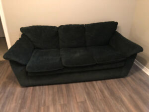 Forest Green Couch