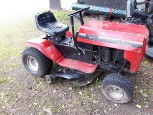 MTD Riding lawnmower