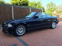 Bmw e36 convertible ( low miles)