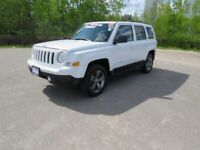2015 Jeep Patriot NORTH Fredericton New Brunswick Preview