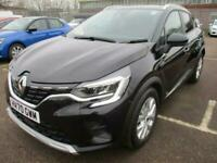 RENAULT CAPTUR 1.0 ICONIC TCE MEDIA NAV *70* REG 3,000 MILES ONLY CAT S REPAIRED