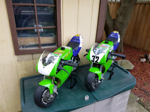 BLATA 2.5R POCKET BIKE 50CC