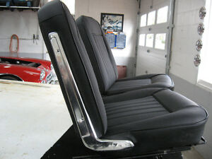 1964 FORD MUSTANG BUCKET SEATS