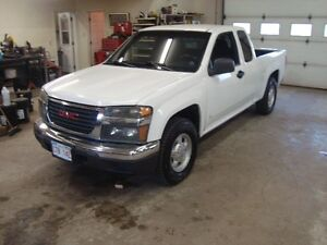2007 GMC CANYON E CAB 2WD $5500 TAX IN CHANGED INTO UR NAME