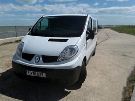 Renault Traffic Day van / Camper