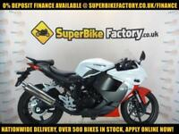 2017 HYOSUNG GT 125R, 0% DEPOSIT FINANCE APPLY TODAY