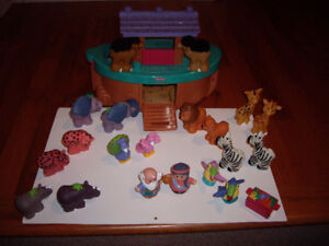 FISHER PRICE NOAHS ARK+ ACCESS