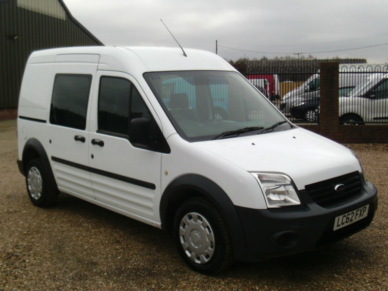 Ford Transit Connect 1 8tdci 90ps High Roof Crew Van