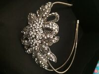 Bridal tiara / headband