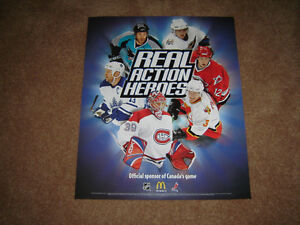 McDonalds Hockey posters for 2006-2007 Cambridge Kitchener Area image 3