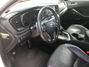 2012 KIA Optima six Turbo ( Never Winter Driven) $ 11,000
